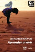 aprender a vivir-jose antonio marina-9788434444652