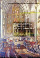 la iglesia española en la crisis del antiguo regimen-9788436248852