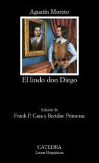 el lindo don diego (5ª ed.)-agustin moreto-9788437601052