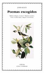 poemas escogidos-john keats-9788437615752