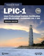 lpic-1: linux professional institute certification (3ª ed.)-roderick w. smith-9788441533752