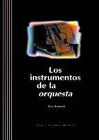 los instrumentos de la orquesta roy bennett 9788446010852