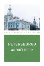 petersburgo andrei biely 9788446027652