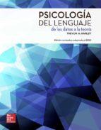 psicología del lenguaje (ed. revisada) trevor a. harley 9788448185152