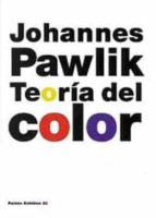 teoria del color-johannes pawlik-9788449302152