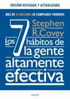 los 7 habitos de la gente altamente efectiva-stephen r. covey-9788449331152