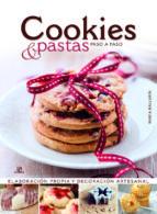 cookies y pastas paso a paso-maria ballarin-9788466227452
