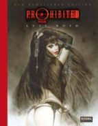 prohibited book luis royo 9788467902952