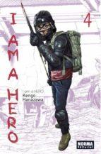i am hero 4 kengo hanazawa 9788467913552