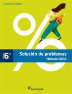 cuaderno problemas deca 6º primaria ed 2013 cast-9788468015552