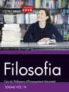 COS DE PROFESSORS D ENSENYAMENT SECUNDARI. FILOSOFIA. TEMARI VOL. IV