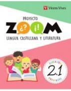 lengua castellana literatura 2º educacion primaria proyecto zoom trimestral castellano ed. 2018 9788468254852