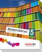 matematicas 5º educacion primaria-9788468323152