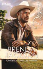 rompiendo todas las normas (ebook)-brenda jackson-9788468786452