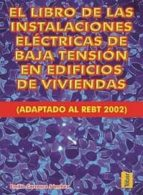 instalaciones electricas de baja tension en edificios de vivienda (2ª ed.)-emilio carrasco sanchez-9788473602952