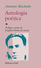 antologia poetica antonio machado 9788476401552