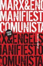 el manifiesto comunista karl marx friedrich engels 9788482550152