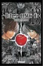 death note vol. 13 (especial guia de lectura) (2ª ed.) takeshi obata tsugumi ohba 9788483575352