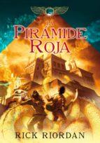 la piramide roja ( cronicas de kane 1)-rick riordan-9788484417552