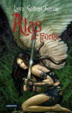 alas de fuego laura gallego 9788484834052
