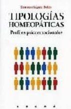 tipologias homeopaticas carmen lopez sales 9788487456152