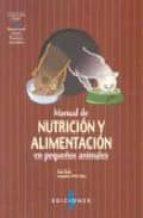(i.b.d.) manual de nutricion y alimentacion en pequeños animales-noel kelly-9788487736452