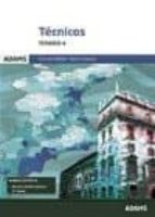 TECNICOS TEMARIO 4: GENERALITAT VALENCIANA