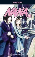 nana nº 08/21 ai yazawa 9788491460152