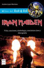 iron maiden andres lopez martinez 9788494696152