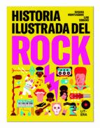 historia ilustrada del rock susana monteagudo 9788494843952