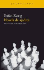 novela de ajedrez stefan zweig 9788495359452
