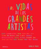 las vidas de los grandes artistas-charlie ayres-9788498412352