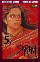 la leyenda de madre sarah 5 katsuhiro otomo takumi nagayasu 9788498475852
