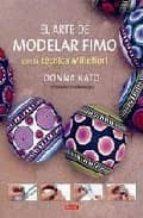 el arte de modelar fimo con la tecnica millefiori-donna kato-9788498740752