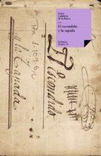 el escondido y la tapada (ebook)-pedro calderón de la barca-9788498972252