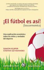 el fútbol es así (ebook) simon kuper 9788499444352
