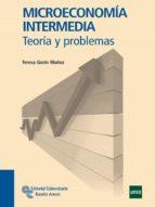 microeconomia intermedia-teresa garin muñoz-9788499610252