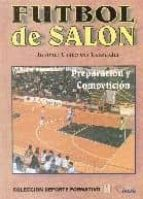 futbol de salon: reglamento internacional 2002-9789589401552