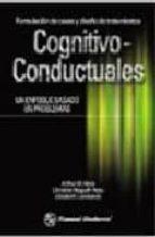 formulacion de casos y diseño de tratamientos cognitivo conductua les arthur m. nezu 9789707292352