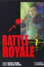 battle royale nº 7-koushun takami-9789875622852