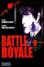 battle royale nº 9 takami koushun 9789875623552