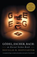 godel, escher, bach: an eternal golden braid-douglas r. hofstadter-9780465026562