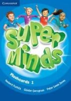 super minds level 1 flashcards (pack of 103)-9780521220262