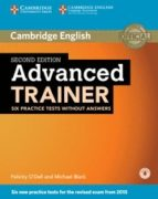 El libro de Advanced trainer six practice tests without answers with audio (2nd ed.) autor VV.AA. EPUB!