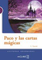 paco y las cartas magicas-c. favret-9782090341362
