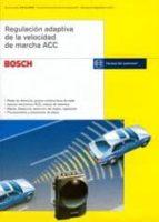 regulacion adaptativa de la velocidad de marcha acc 9783934584662