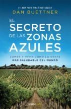 el secreto de las zonas azules (colección vital) (ebook) dan buettner 9786073142762