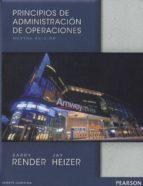 principios de administracion de operaciones (9ª ed.) barry render 9786073223362