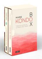 todos los secretos del metodo konmari (edicion box: la magia del orden; la felicidad despues del orden) marie kondo 9788403536562