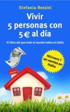 vivir 5 personas con 5 euros al día (ebook)-stefania rossini-9788408051862
